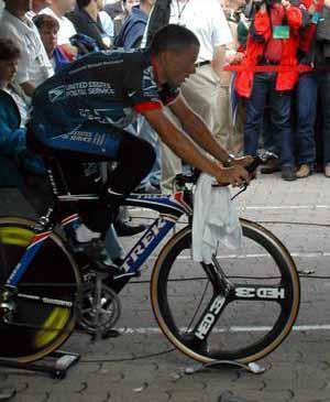 rodillo Armstrong T 2002 - ENTRENAMIENTOS ORIENTADOS A LAS DIFERENTES CAPACIDADES EN RODILLO
