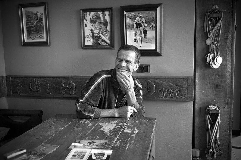 Peio Ruiz Cabestany para Jot Down 5 - Peio Ruiz Cabestany: «Pasé el primero por el Tourmalet y bajé llorando»