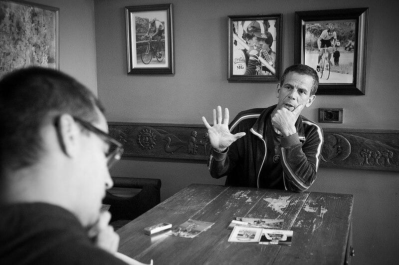 Peio Ruiz Cabestany para Jot Down 6 - Peio Ruiz Cabestany: «Pasé el primero por el Tourmalet y bajé llorando»