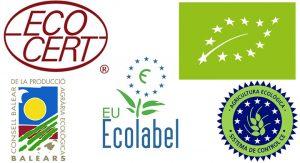 Certificacion ecologica 300x163 - ¿COMEMOS LA SUFICIENTE FIBRA, VITAMINAS... PARA RENDIR EN CUALQUIER ENTRENAMIENTO?