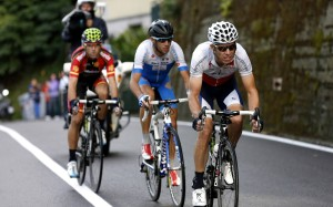 A1 1814419558 300x187 - Spain's Valverde, Italy's Nibali and Portugal's Costa compete in the men's elite road race at the UCI Road World Championships in Florence