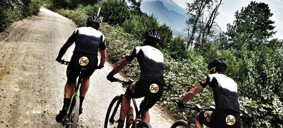 Buff Pro Team cycling - RESULTADOS DEPORTISTAS DESABI DURANTE EL FIN DE SEMANA