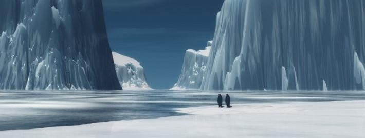 pinguinos polo norte 710x269 - PEDALADAS CONTRA EL DESTINO