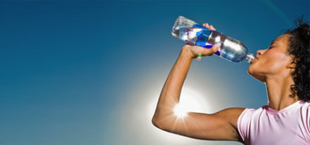 hidratacion2 - ¿POR QUÉ SE PUEDE MORIR POR UN EXCESO DE AGUA Y FALTA DE SALES?