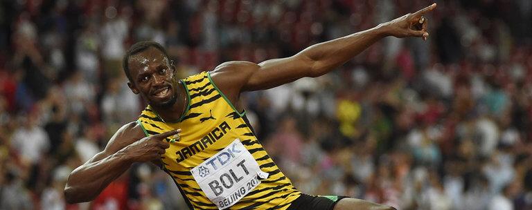 Usain Bolt 1 - ¿CREES QUE TIENES SUFICIENTE PERSONALIDAD PARA LLEGAR A SER DEPORTISTA DE ÉLITE?