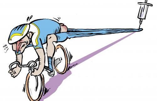ciclista y doping 226215wewewewe 500x321 - SE DESBORDAN LOS CASOS DE POSITIVOS EN EL PELOTÓN ÉLITE / SUB23